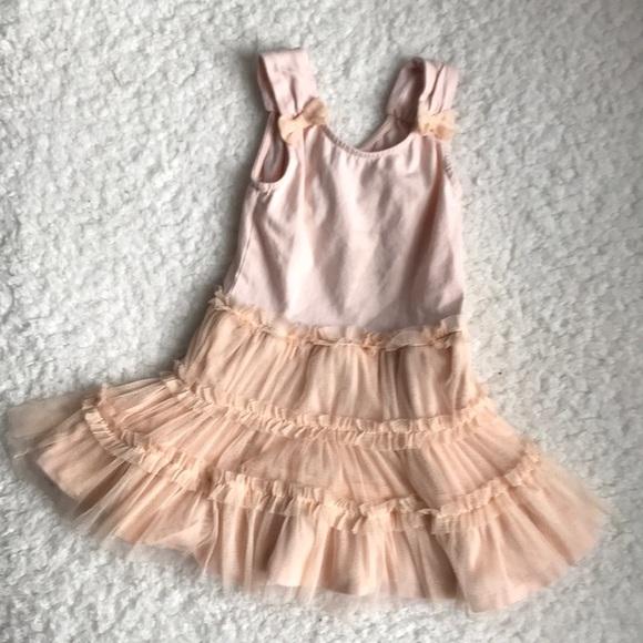 3b27e5f5ac142a maggie & zoe Dresses | Maggie Zoe Peach Ballerina Dress Size 18 ...